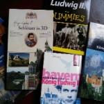 Aktuelle Literatur zum Thema König Ludwig II.