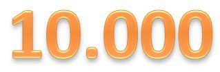 Wir begrüßen den 10.000sten Besucher