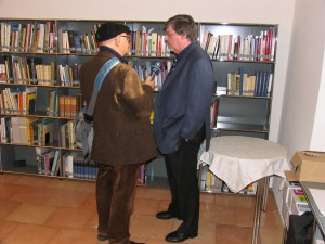 Gudden-Ausstellung -Interview BR