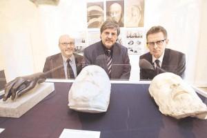 Gudden Ausstellung - Dr. Norbert Göttler - Kurator A. schweiggert - Walter Leicht. Rosenheim
