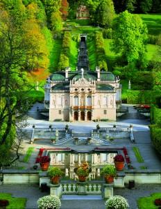 Schloss Linderhof © Bayerische Schlösserverwaltung
